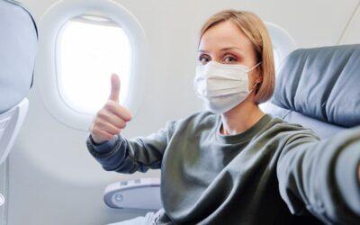 Tips para viajes largos en avión