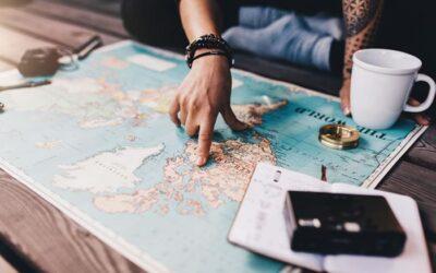 Cómo planear un viaje en 6 pasos